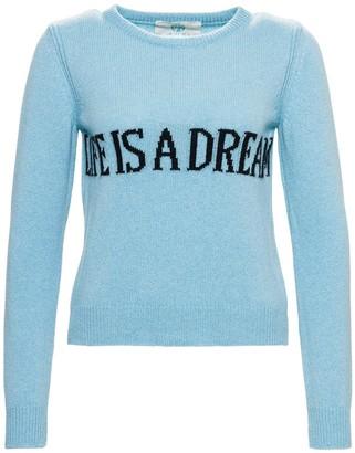 Alberta Ferretti Life Is A Dream Sweater