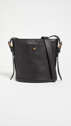 Madewell Mini Transport Bucket Crossbody Bag