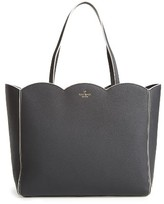 Kate Spade Leewood Place - Rainn Leather Tote - Black