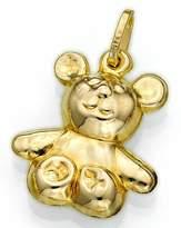 Fashion World 9ct Gold Teddy Bear Charm