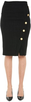Boutique Moschino Fitted Skirt