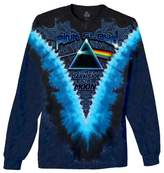 Liquid Blue Men's Dark Side Of The Moon Long Sleeve T-Shirt