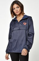 Obey Lonely Hearts Anorak Coach Jacket