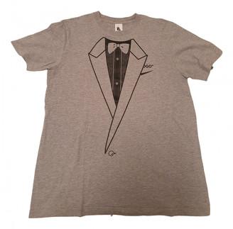 Nike x Off-White Grey Cotton T-shirts