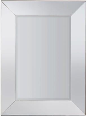 Unbranded Hampton Rectangular Mirror, 121 x 91cm