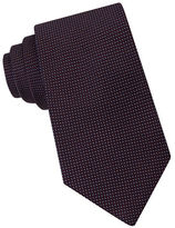 Michael Kors Micro-Dotted Silk Tie
