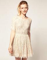Lace Amelia Dress