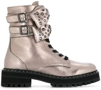 Liu Jo Bow Detail Boots