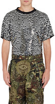 Givenchy Men's Sequined T-Shirt-BLACK