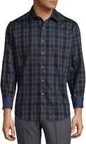 Robert Graham Men's Anatalya Cotton Casual Button-Down Shirt