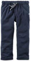 Carter's Little Boys' Navy Table Pants