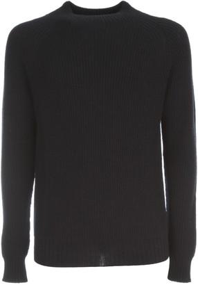 Aspesi Wool Sweater High Neck