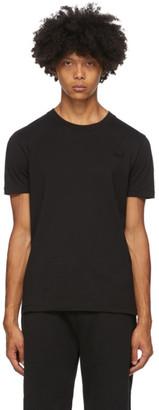 McQ Black Swallow Skull T-Shirt