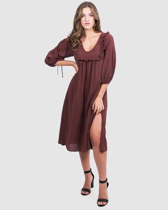 Folksong Georgia Dress