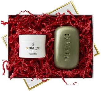 Borghese Body Perfecting Soap & Exfoliant Duo