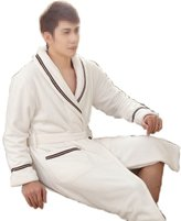 gaoyugaoyu Ms. Male Couple Models Thickening Nightgown Tracksuit Unit Price,-XL