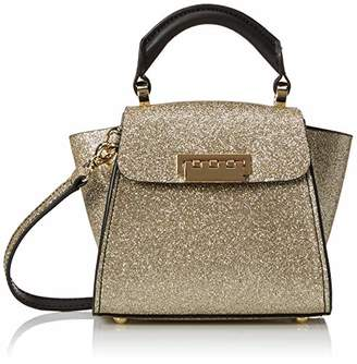 Zac Posen Eartha Iconic Mini Top Handle Glitter