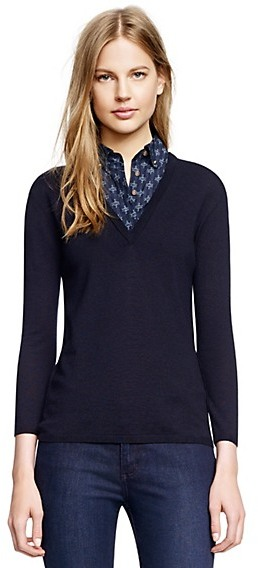 Tory Burch Lacey Sweater