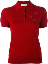 Coach short sleeve polo shirt