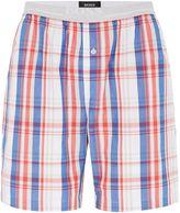 Hugo Boss Check Nightwear Shorts