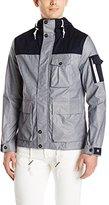 Nautica Men's Hooded Parka Jacket
