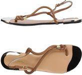 Atelier Mercadal Toe strap sandals