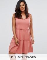 Junarose Sleeveless Jersey Dress