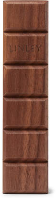 Linley - Chocolate Fix Walnut Paperweight - Men - Brown