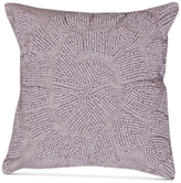 "Catherine Malandrino Nautilus 9"" Square Decorative Pillow"