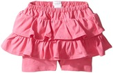 Mud Pie Pink Skirted Shorts Girl's Skort