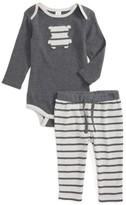 Nordstrom Infant Boy's Teddy Applique Bodysuit & Pants Set