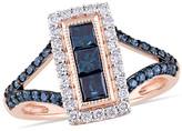 Rina Limor Fine Jewelry 10K Rose Gold 0.97 Ct. Tw. Diamond Ring