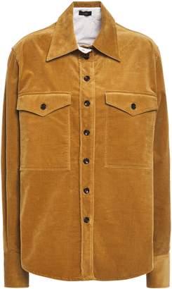Joseph Fara Cotton-blend Corduroy Shirt