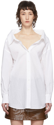 Simon Miller White Tabor Shirt