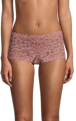 Hanro Lace Boyleg Bikini Panty