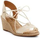 Lucky Brand Kasidee Wedge Sandal