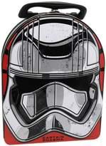 Disney Star Wars: The Force Awakens Embossed Captain Phasma Helmet Tin Lunch Box