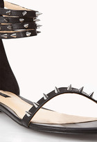 Forever 21 Secret Rebel Open-Toe Sandals