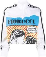 Fiorucci x Adidas cropped logo top
