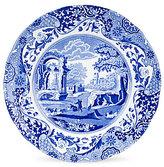 Spode Blue Italian China Soup Plate