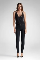 J Brand 23110 Maria High-Rise Super Skinny in After Dark