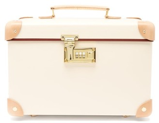 Globe-trotter Safari 13 Vanity Case - White Multi