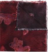 Avant Toi rusty effect scarf