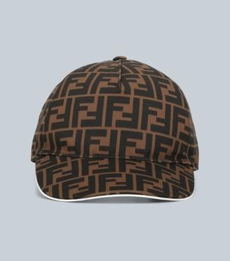 Fendi Fabric baseball cap