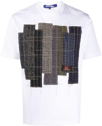 Junya Watanabe multi-panel T-shirt