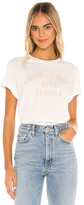Wildfox Couture Con Tequila Baby Jersey Tee