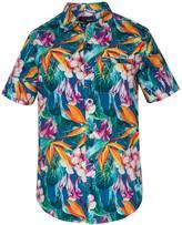 Hurley Men's Beach Cruiser Short Sleeve Shirt 8146195