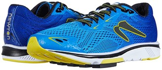 Newton Running Gravity 9 (Navy/Citron) Men's Running Shoes