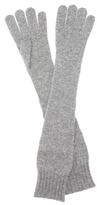 Dolce & Gabbana Long Cashmere Gloves