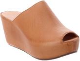 Chocolat Blu Willa Leather Wedge